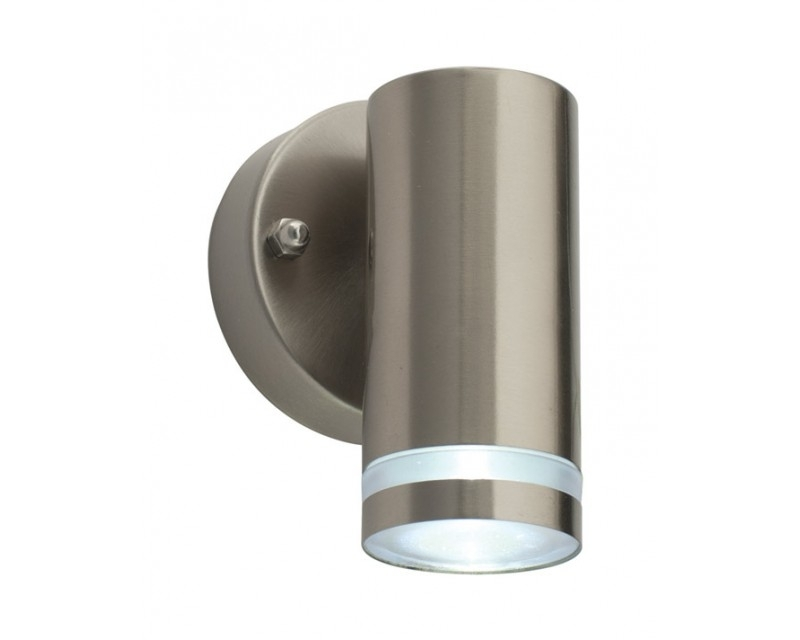 Saxby 14018 Atlantis Led Spike Light Ip65 intended for Marine Grade Outdoor Wall Lights (Image 10 of 10)
