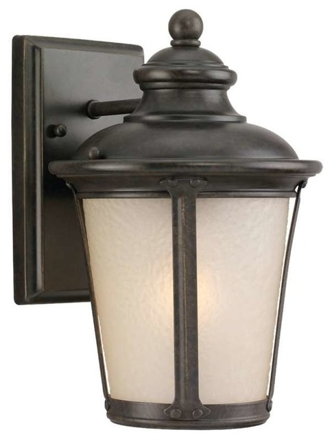 Sea Gull Lighting – Sea Gull 88240 780, Cape May Outdoor Wall Light Throughout Outdoor Wall Lighting At Houzz (View 7 of 10)