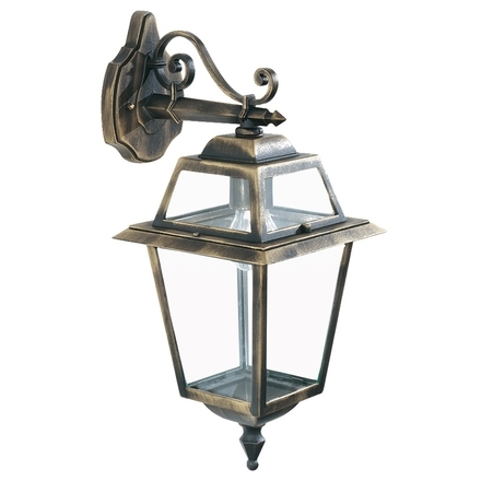 Searchlight 1522 New Orleans Outdoor Hanging Wall Lamp From Lights 4 with regard to Outdoor Hanging Wall Lights (Image 10 of 10)