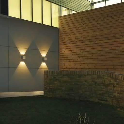 Sectional Sofa Design: Exterior Wall Lights Residential Lowes Gfi With Outdoor Exterior Wall Lighting (View 4 of 10)