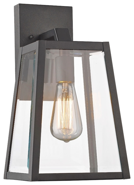 Shop Houzz: Highest Rated Lighting Within Outdoor Wall Lighting At Houzz (View 4 of 10)