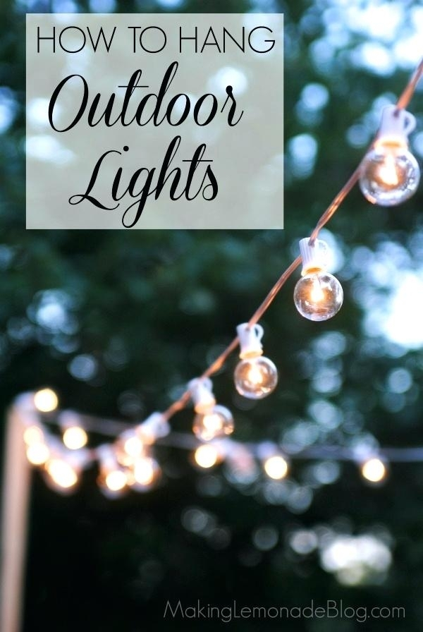 Solar Garden String Lights Smart Outdoor White Crystal Ball Powered for Hanging Outdoor Lights on Fence (Image 10 of 10)