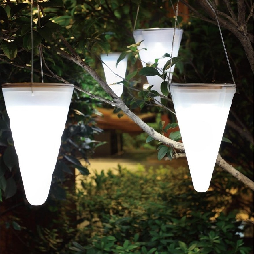 Solar Hanging Garden Light For Garden | Best Solar Garden Lights for Solar Outdoor Hanging Lights (Image 7 of 10)