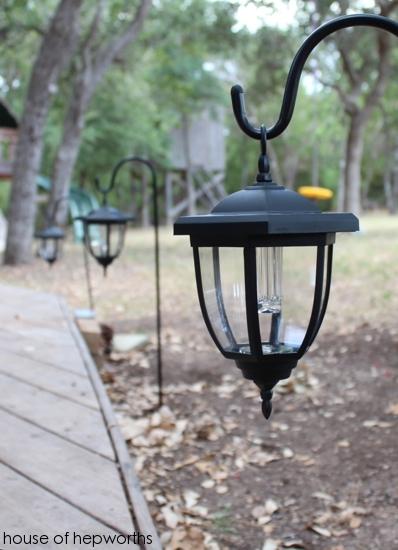 Solar Hanging Lantern Garden Lights – Garden Shop Throughout Solar Powered Outdoor Hanging Lanterns (View 8 of 10)