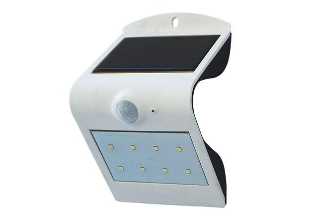 Solar Wall Lights-Outdoor Solar Lights|Honesteast in Solar Led Outdoor Wall Lighting (Image 8 of 10)