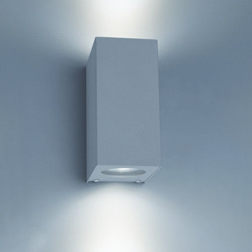Square Outdoor Led Wall Lights For Wall Footing Edison 6W 110Mm * 85Mm with Square Outdoor Wall Lights (Image 9 of 10)