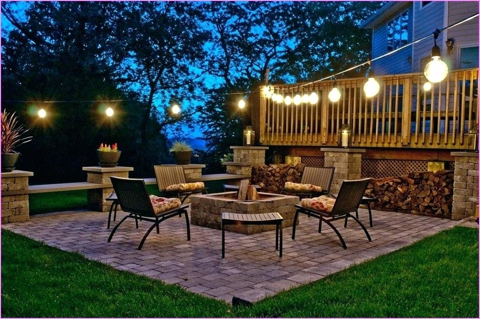 String Lightsing For Outdoors Amazing Led Patio Lights And Exterior in Outdoor Hanging Party Lights (Image 9 of 10)