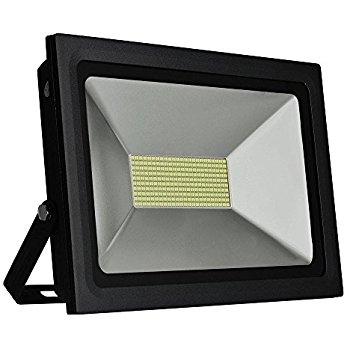 Stylish Commercial Outdoor Led Flood Light Fixtures Home Design within Hanging Outdoor Flood Lights (Image 10 of 10)
