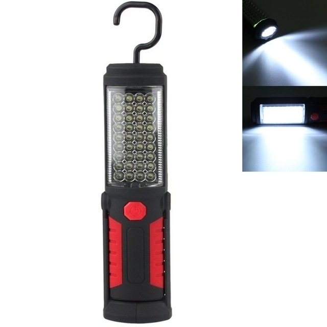 Super Bright Outdoor Led Camping Tent Light Hanging Flexible Hand within Outdoor Hanging Work Lights (Image 10 of 10)