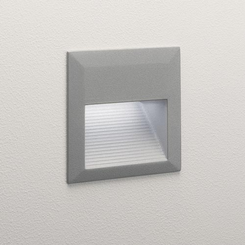 Featured Photo of Recessed Outdoor Wall Lighting