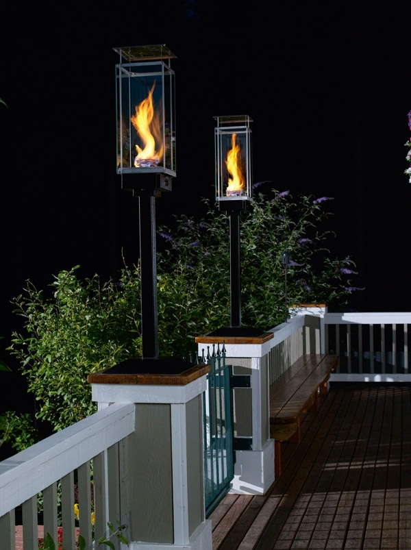 Tempest Range Of Wall Mounted Gas Lights Or Outdoor Porch Lights pertaining to Outdoor Wall Mount Gas Lights (Image 9 of 10)