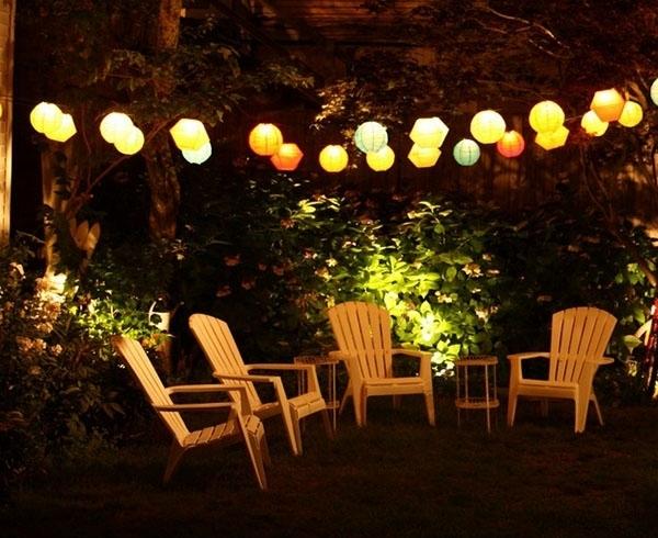 Top 10 Paper Lantern Lights Outdoor For 2018 Warisan Lighting With inside Outdoor Hanging Paper Lanterns (Image 8 of 10)
