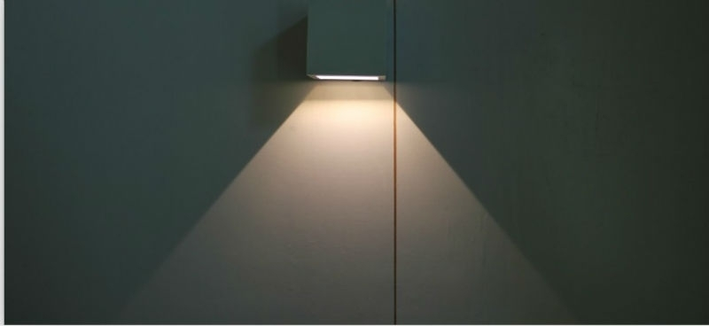 Top Contemporary Led Wall Mounted Exterior Lighting Home Designs Within Outdoor Wall Hung Lights (View 4 of 10)