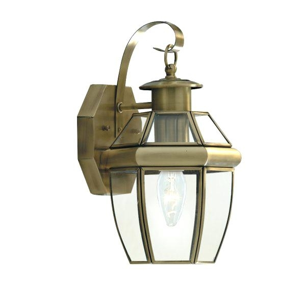 Traditional Outdoor Lighting Sconce Traditional Outdoor Lighting in Traditional Outdoor Wall Lighting (Image 5 of 10)
