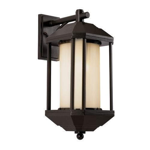 Trans Globe Lighting 40251 Downtown Trolley Outdoor Wall Lantern | Ebay with Outdoor Wall Lantern by Transglobe Lighting (Image 3 of 10)