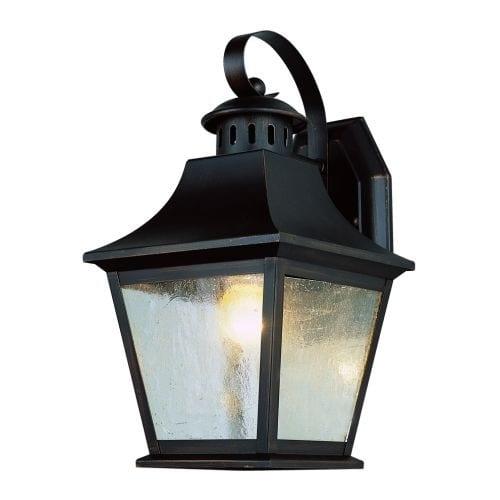 Trans Globe Lighting 4872 Single Light Up Lighting Outdoor Medium in Outdoor Wall Lantern By Transglobe Lighting (Image 5 of 10)