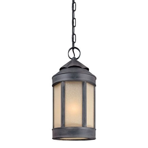 Troy Anderson's Forge Large Outdoor Pendant | Products intended for Troy Outdoor Hanging Lights (Image 3 of 10)