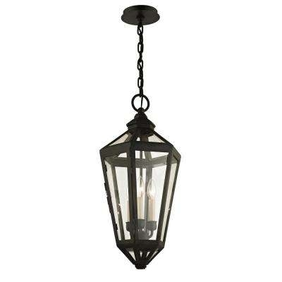 Troy Lighting - Outdoor Hanging Lights - Outdoor Ceiling Lighting inside Troy Outdoor Hanging Lights (Image 6 of 10)