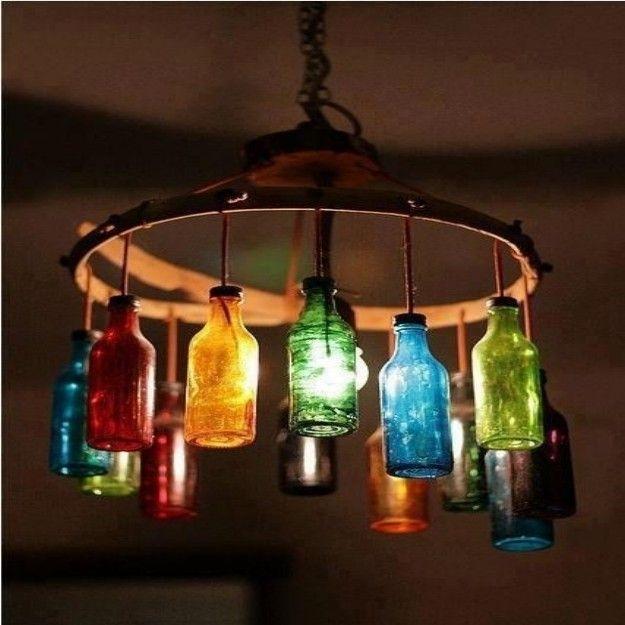 Unique Outdoor Hanging Light Fixtures Creative New In Home Office regarding Diy Outdoor Hanging Lights (Image 9 of 10)