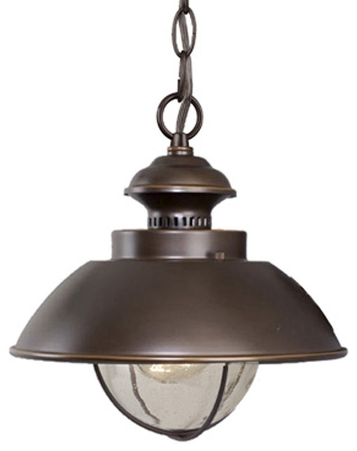 Vaxcel Od21506 Harwich 10 Outdoor Pendant Reviews Houzz Elegant inside Houzz Outdoor Hanging Lights (Image 10 of 10)