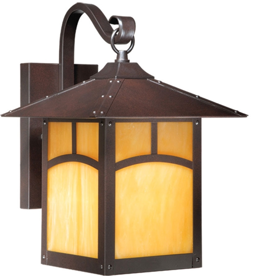 Vaxcel Tl-Owd090Eb Taliesin Craftsman Espresso Bronze Finish 13.75 intended for Craftsman Outdoor Wall Lighting (Image 10 of 10)