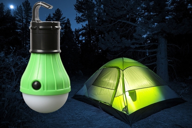 Vilead Soft Light Outdoor Hanging Led Camping Tent Light Bulb pertaining to Outdoor Hanging Lights for Campers (Image 10 of 10)