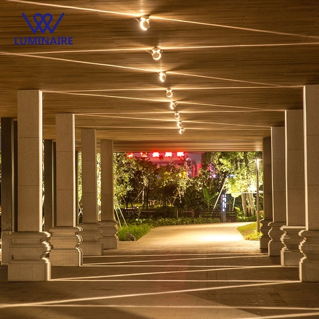 Vw Led Outdoor Wall Light 6W Cree Led Window Lights Aluminium in Garden Outdoor Wall Lights (Image 10 of 10)