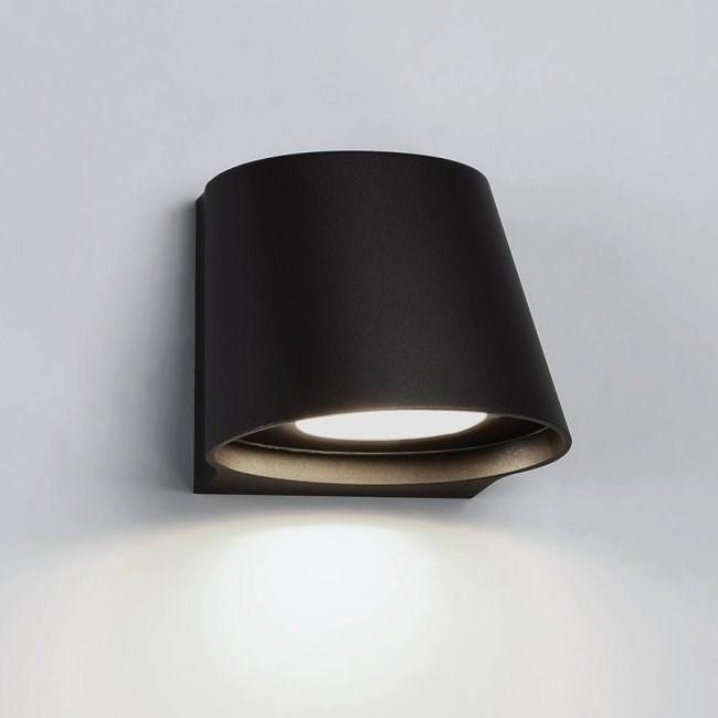 Wac Lighting Ws W65607 Mod 1 Light Led Outdoor Wall Light With Dark Sky Outdoor Wall Lighting (View 8 of 10)