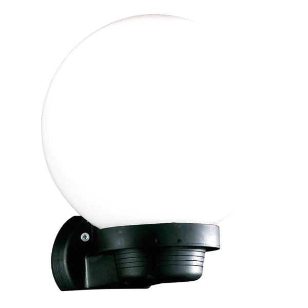 Wall Light: Marvellous Globe Outside Wall Lights As Well As Outdoor in Globe Outdoor Wall Lighting (Image 10 of 10)