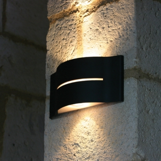 Wall Lights Design Best Architectural Up And Down Outdoor Intended throughout Up and Down Outdoor Wall Lighting (Image 9 of 10)