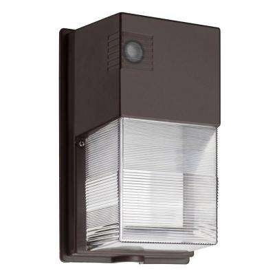 Waterproof - Lithonia Lighting - Outdoor Wall Mounted Lighting pertaining to Led Outdoor Wall Lighting at Home Depot (Image 10 of 10)