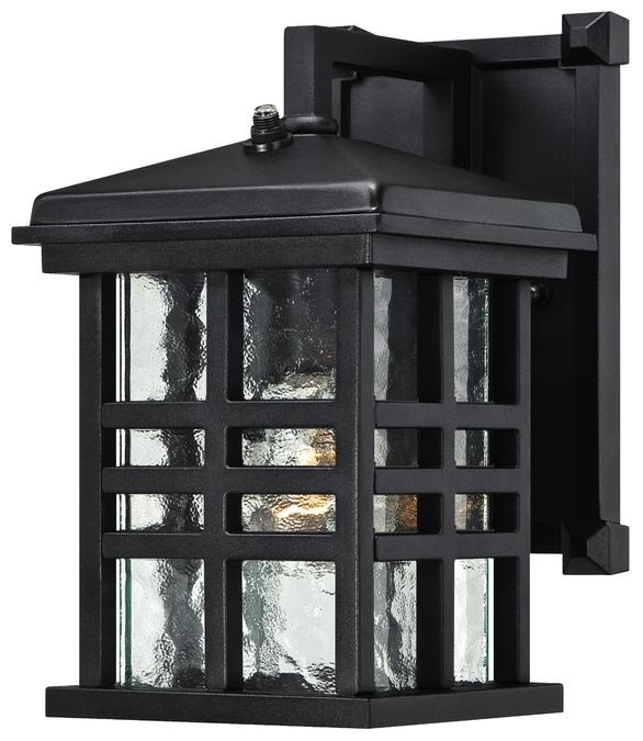 Westinghouse One Light Outdoor Wall Lantern With Dusk To Dawn Sensor In Dusk Till Dawn Outdoor Wall Lights (View 2 of 10)