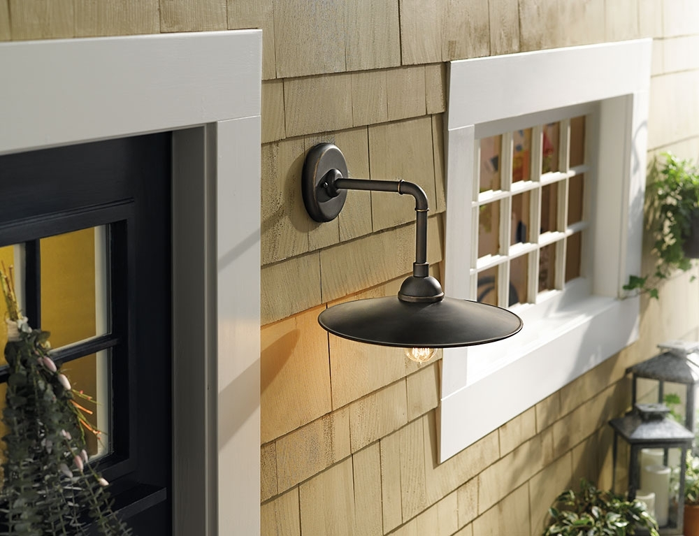 Westington™ Collection | Kichler Lighting within Kichler Outdoor Lighting Wall Sconces (Image 10 of 10)