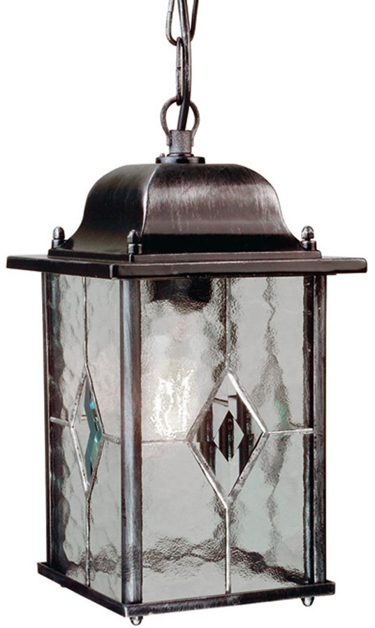 Wexford Traditional Hanging Outdoor Porch Lantern Wx9 In Hanging for Traditional Outdoor Hanging Lights (Image 10 of 10)