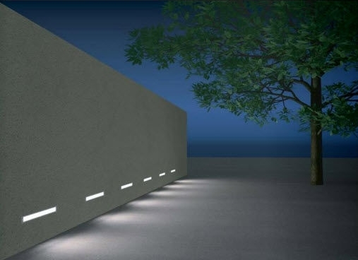 Worthy Exterior Recessed Wall Lights R52 About Remodel Wow Design throughout Recessed Outdoor Wall Lighting (Image 10 of 10)