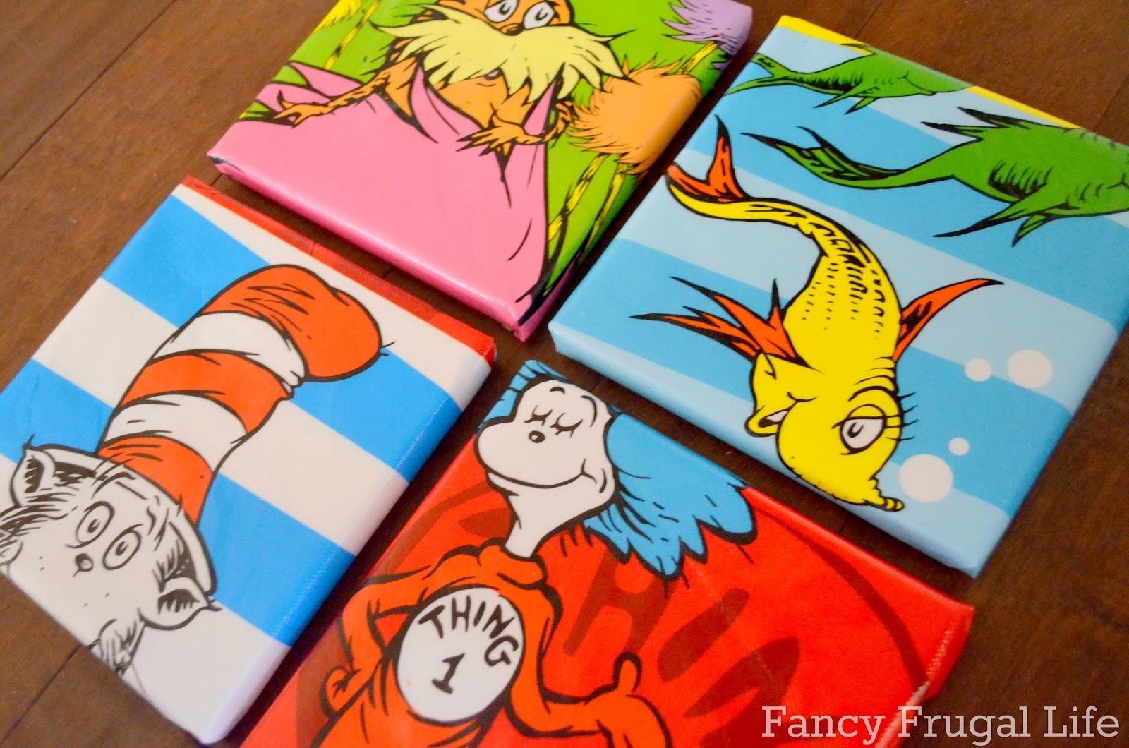 $1 Bin Dr Seuss Wall Art Read Letters, Dr Seuss Wall Art – Swinki Within Dr Seuss Wall Art (View 15 of 20)