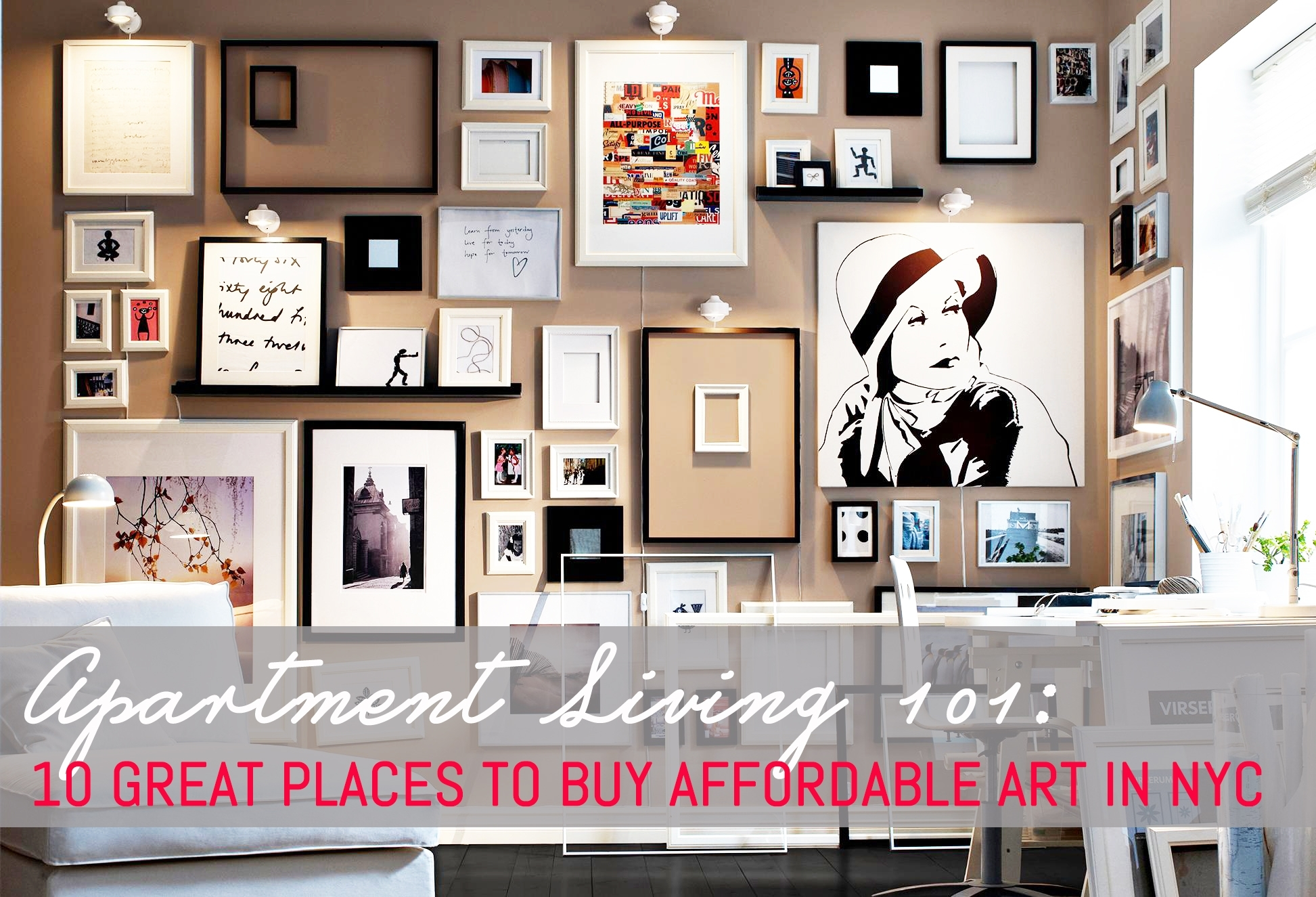 10 Great Places To Buy Affordable Art In New York City | 6Sqft in Affordable Wall Art (Image 1 of 20)
