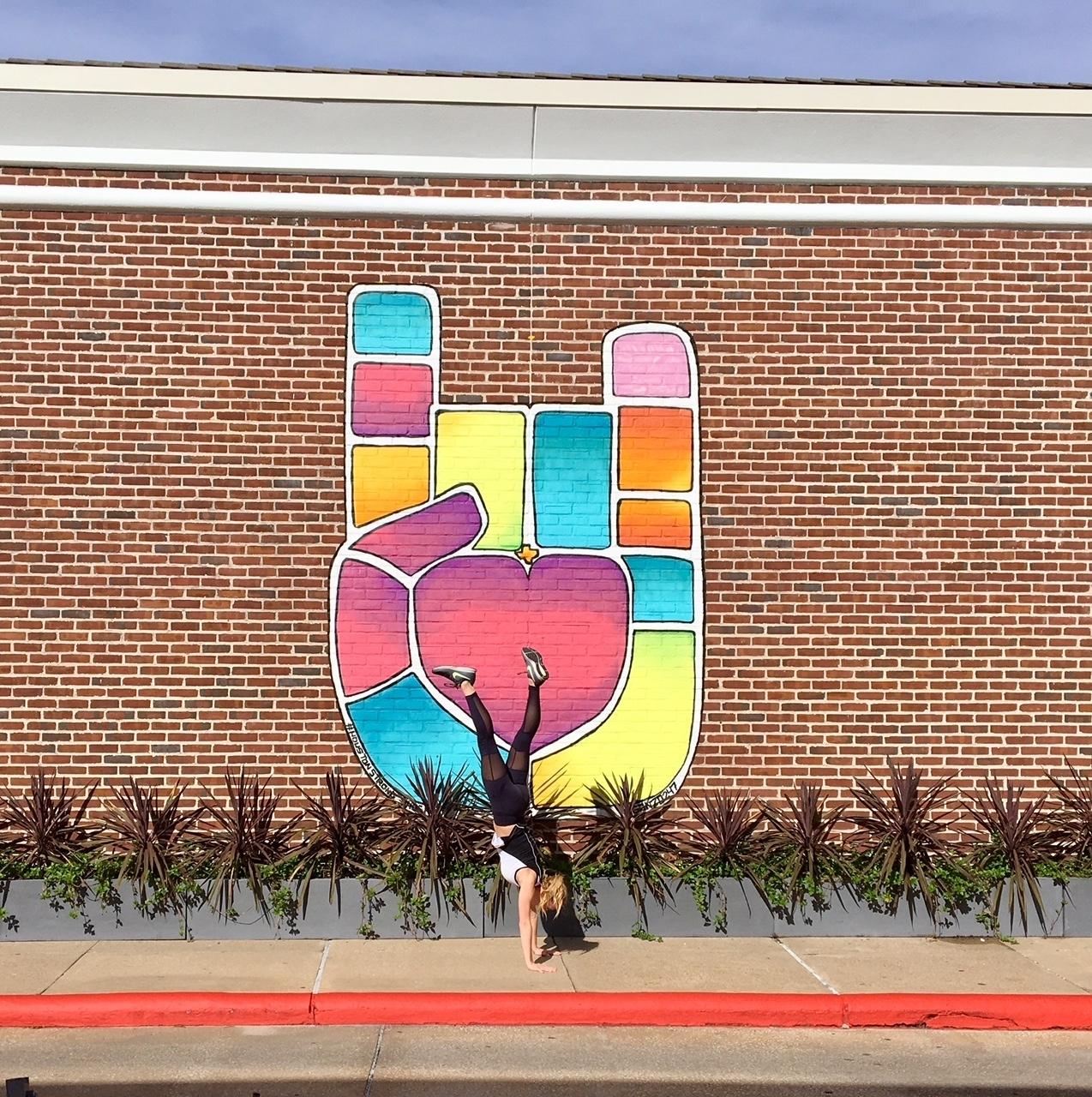 10 Walls To Visit In Houston In 2018   It's Not Hou It's Me Inside Houston Wall Art (Photo 20 of 20)