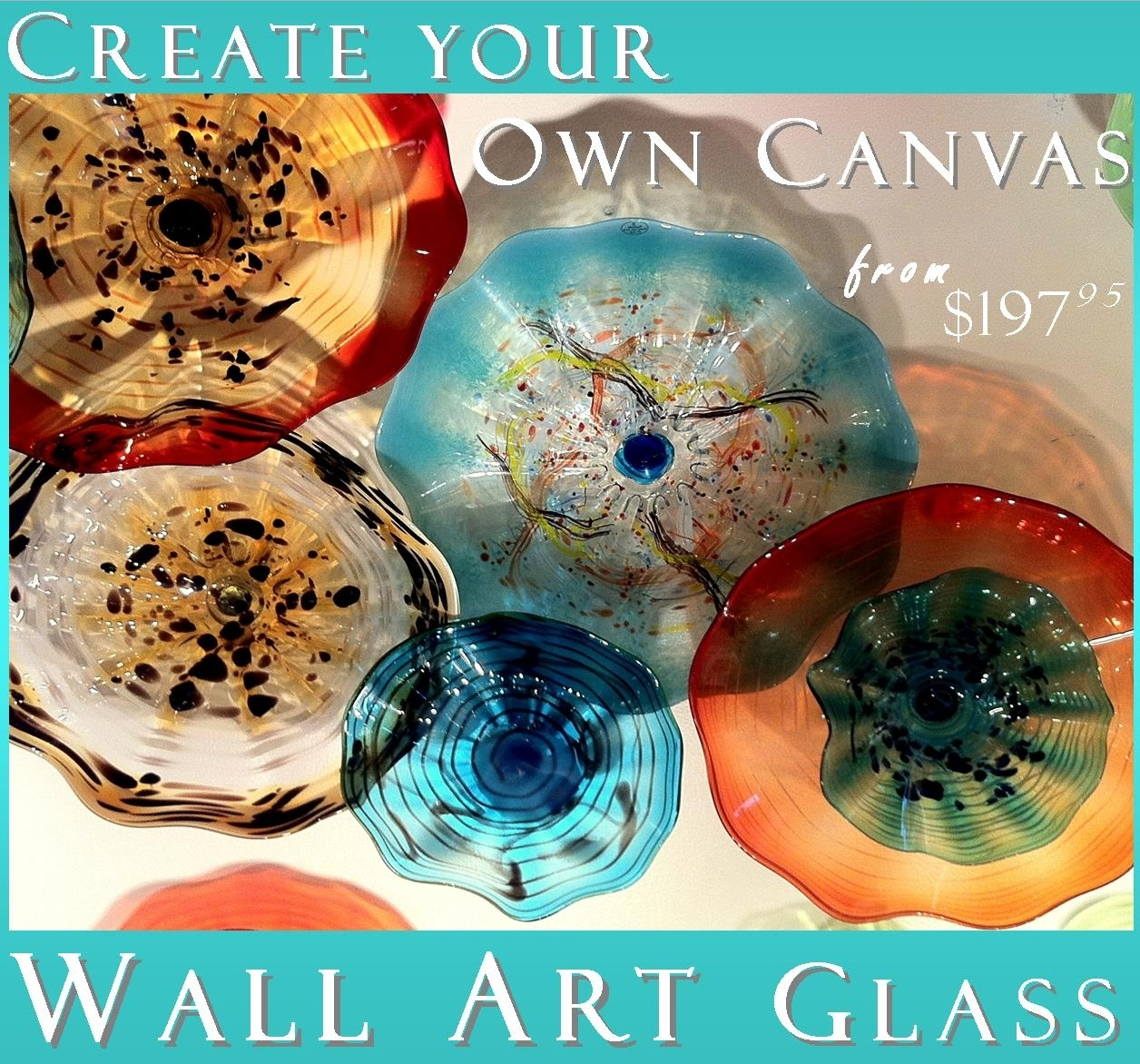 1020 Glass Art Fine Gifts And Decor, Glass Plate Wall Art   Swinki Throughout Glass Plate Wall Art (Photo 3 of 20)