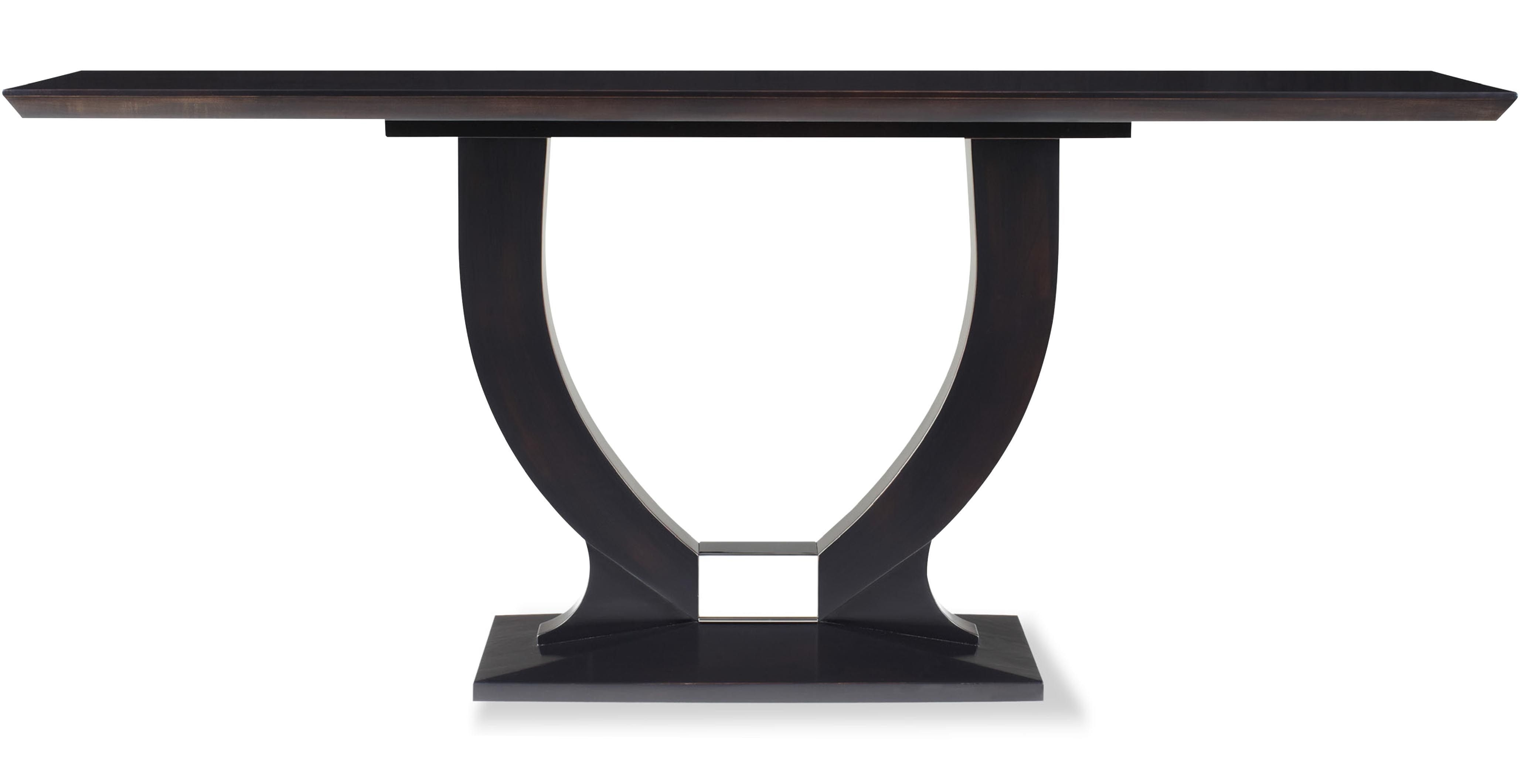 106 3 Console | 181 E 73 Lobby Tables | Pinterest | Consoles, Metal Throughout Stately Acrylic Coffee Tables (View 1 of 30)