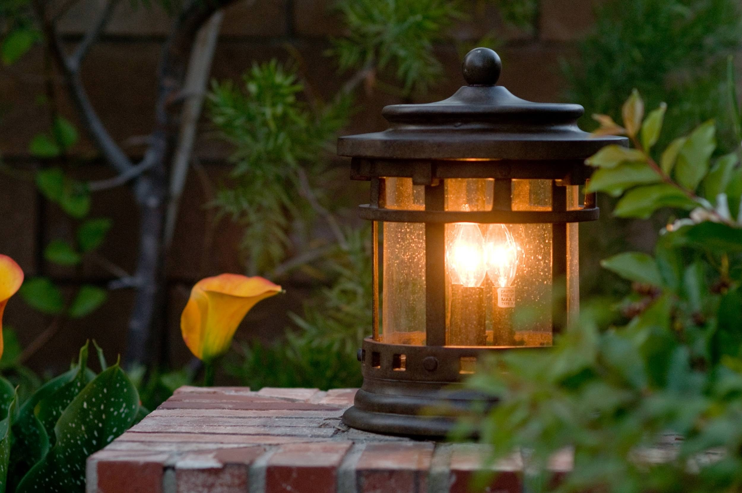 15 Different Outdoor Lighting Ideas For Your Home (All Types) In Outdoor Lanterns For Deck (View 6 of 20)
