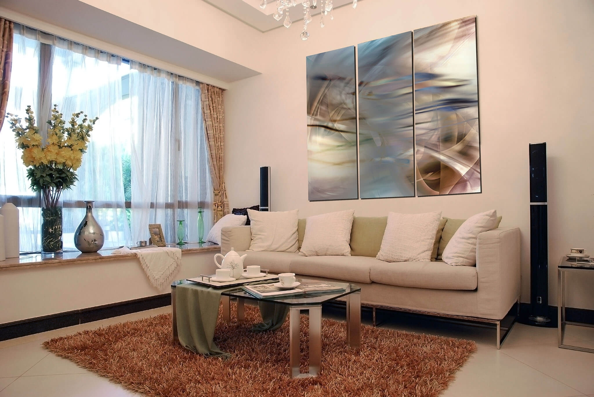 15 Large Artwork For Living Room, Large Wall Art For Living Rooms Regarding Framed Wall Art For Living Room (Photo 11 of 20)