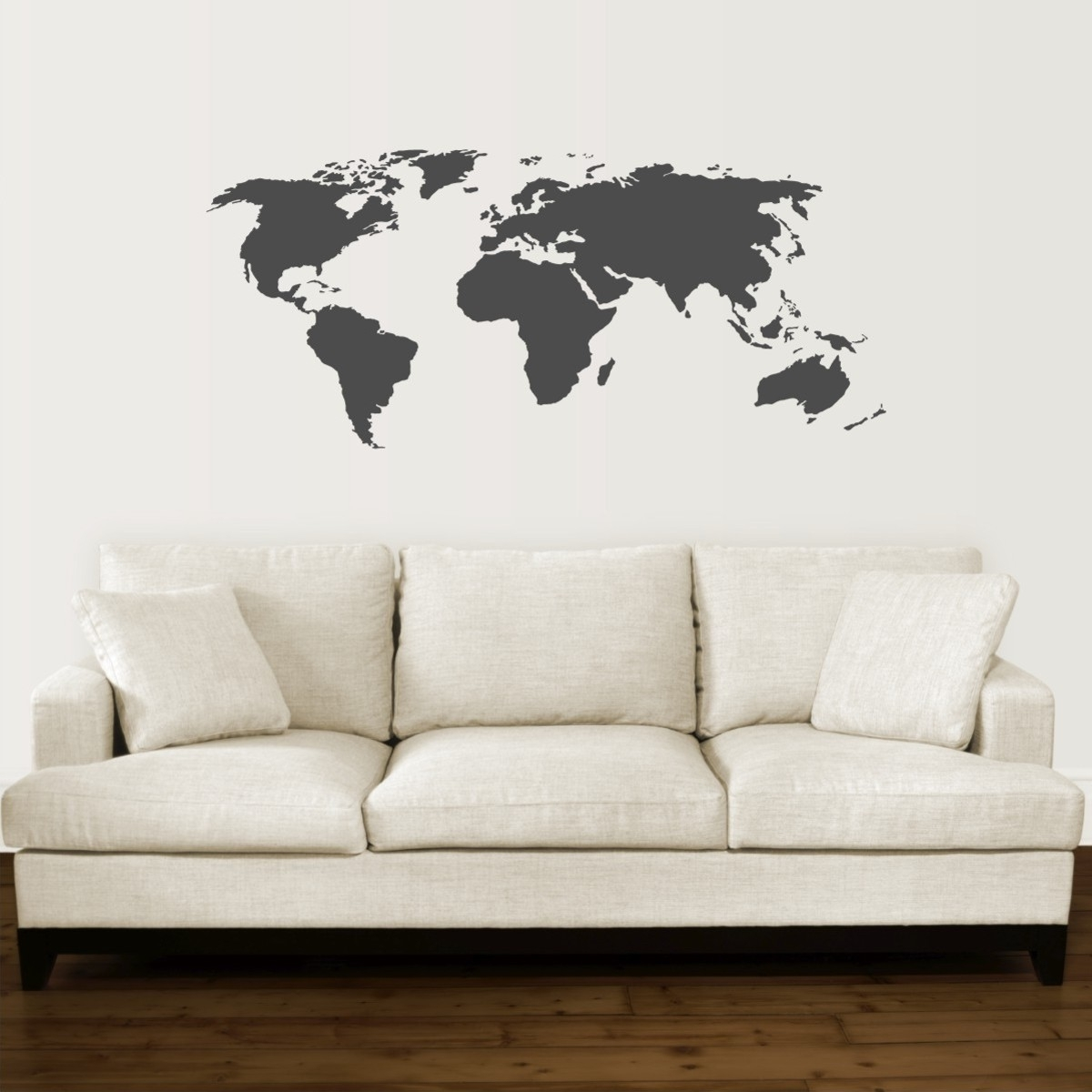 17 Cool Ideas For World Map Wall Art – Live Diy Ideas Pertaining To Cool Map Wall Art (View 2 of 20)