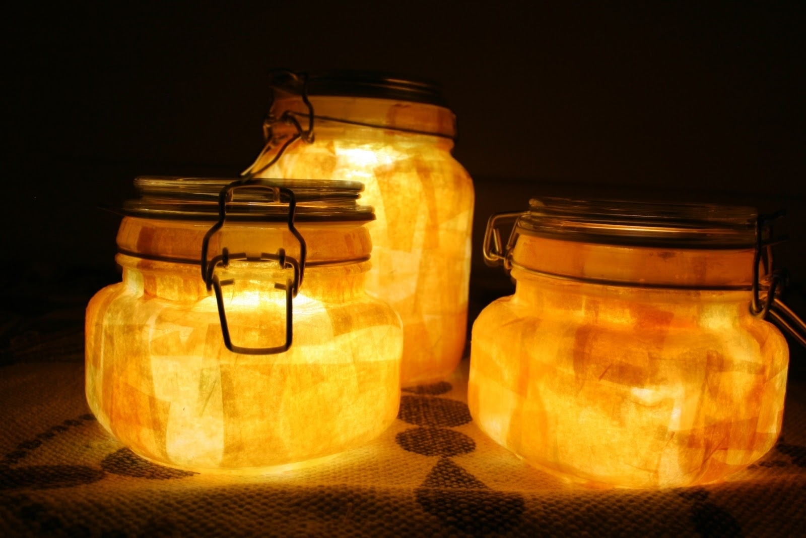 17+ Outdoor Lighting Ideas For The Garden – Scattered Thoughts Of A With Regard To Diy Outdoor Lanterns (View 8 of 20)