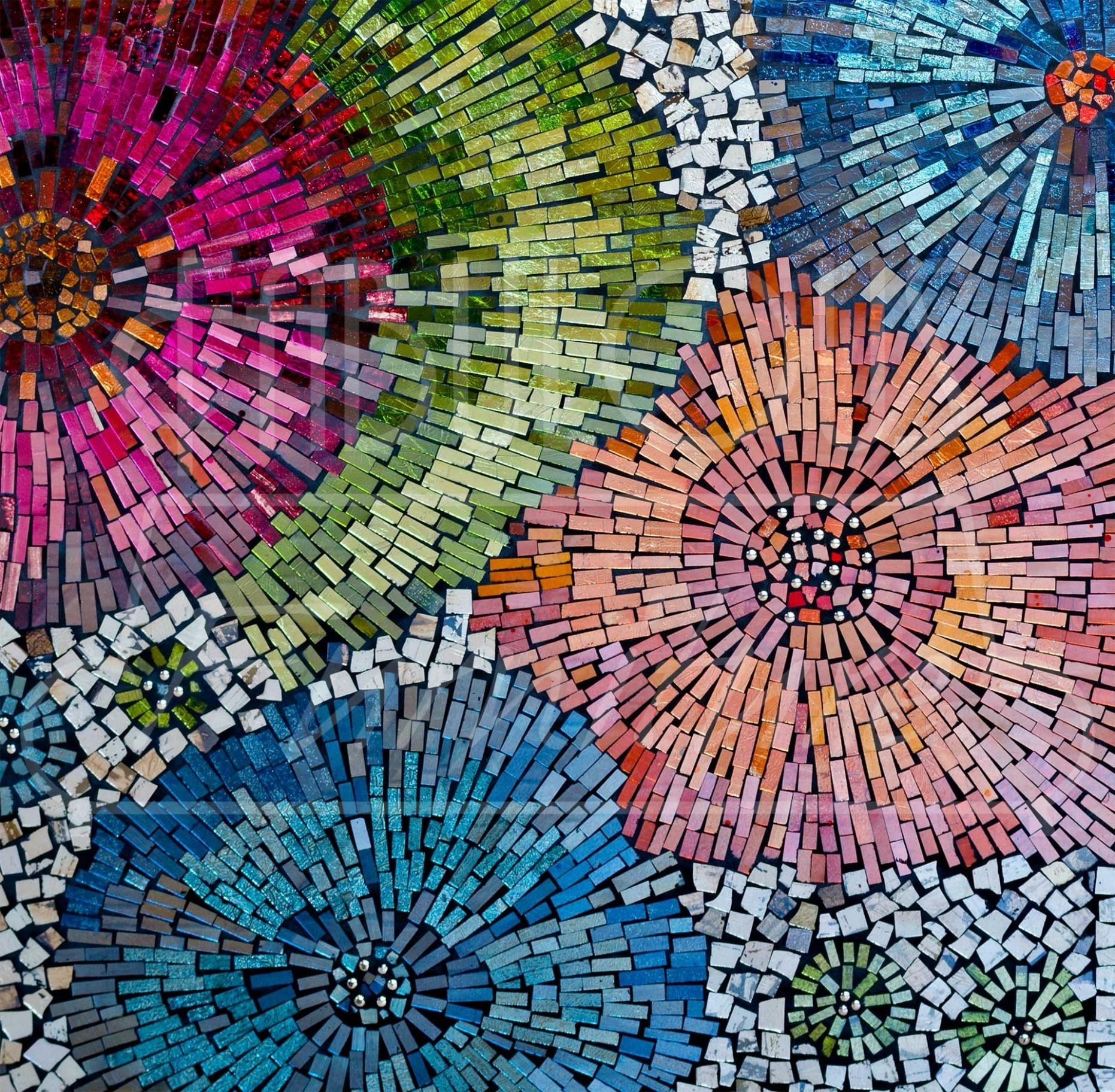 19 Best Collection Of Mosaic Wall Art, Glass Mosaic Wall Art – The Pertaining To Mosaic Wall Art (View 11 of 20)