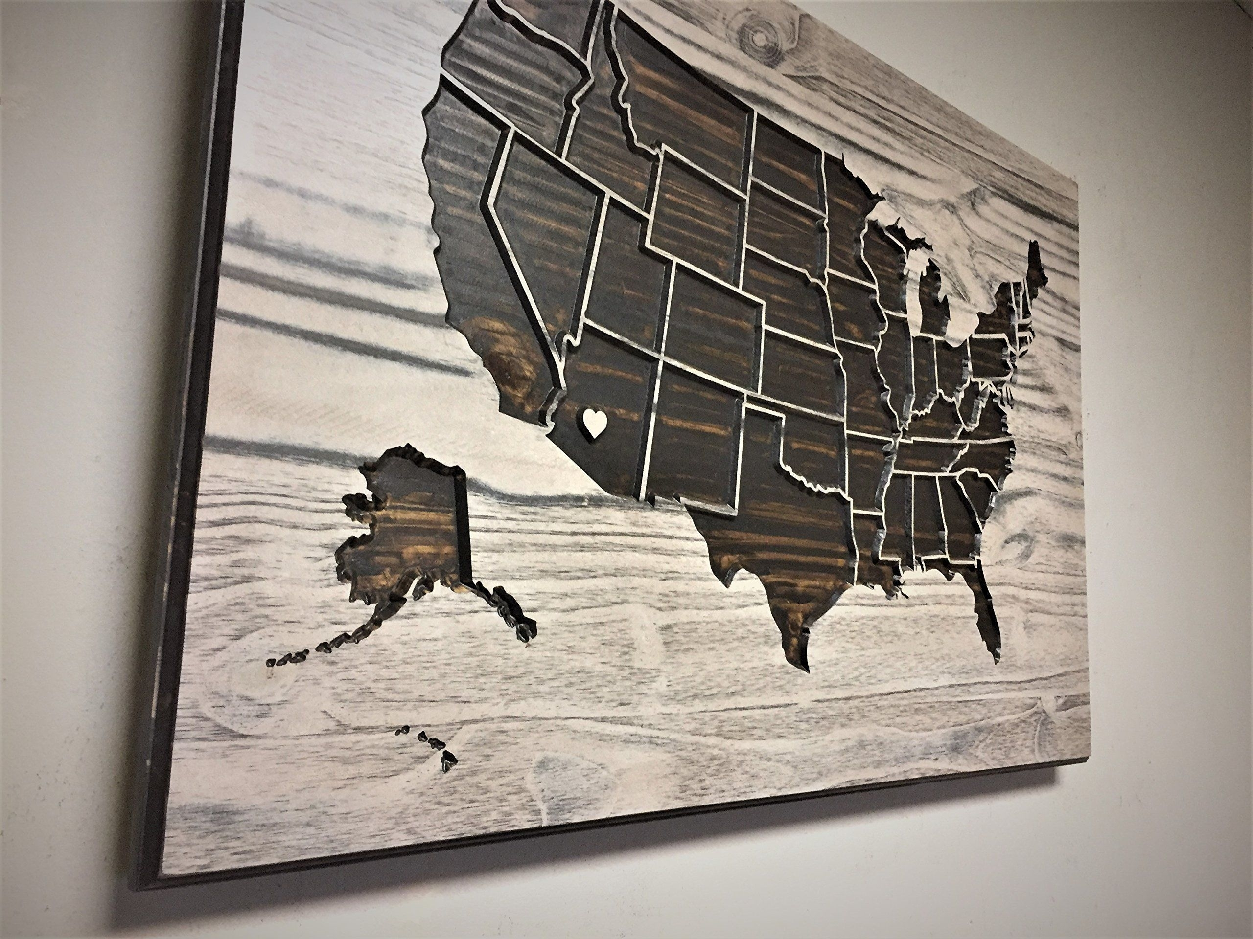 20 Photo Of Us Map Wall Art. Doodlecraft Usa Watercolor Wall Art Regarding United States Map Wall Art (Photo 19 of 20)