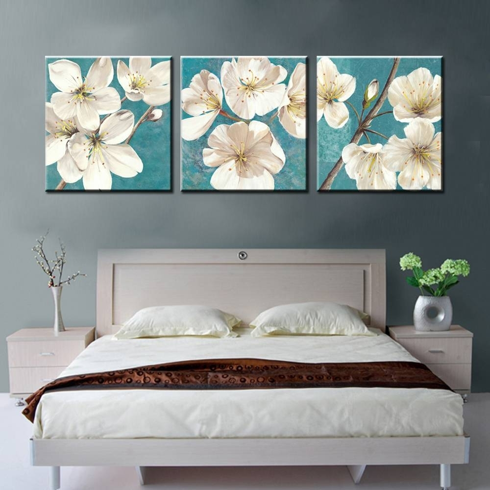 20 The Best Canvas Wall Art 3 Piece Sets, 3 Piece Wall Painting Pertaining To 3 Piece Canvas Wall Art (Photo 12 of 20)