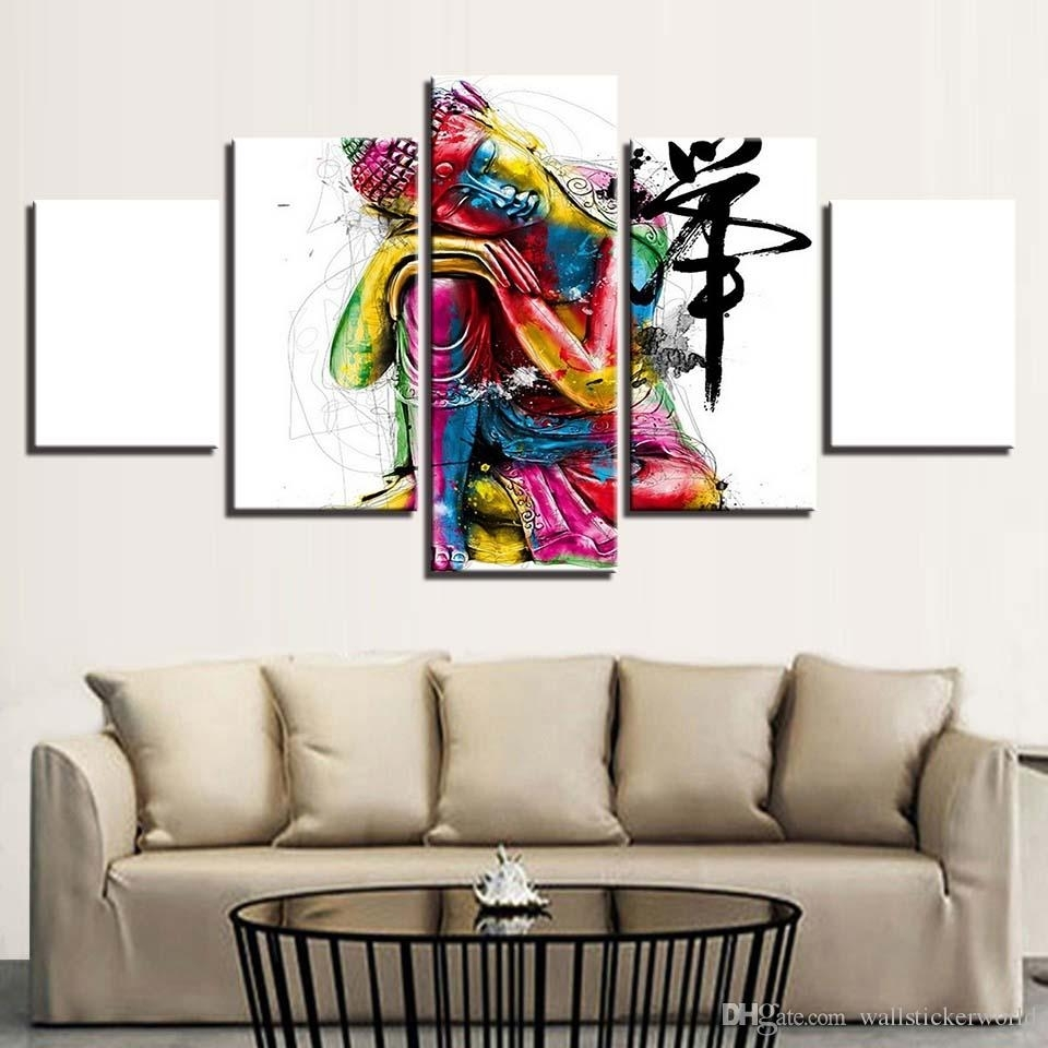 2018 Hd Prints Pictures For Living Room Wall Art Framework Abstract In Living Room Wall Art (Photo 13 of 20)