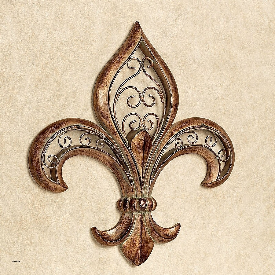21 Best Of Fleur De Lis Wall Art | Mehrgallery intended for Fleur De Lis Wall Art (Image 1 of 20)