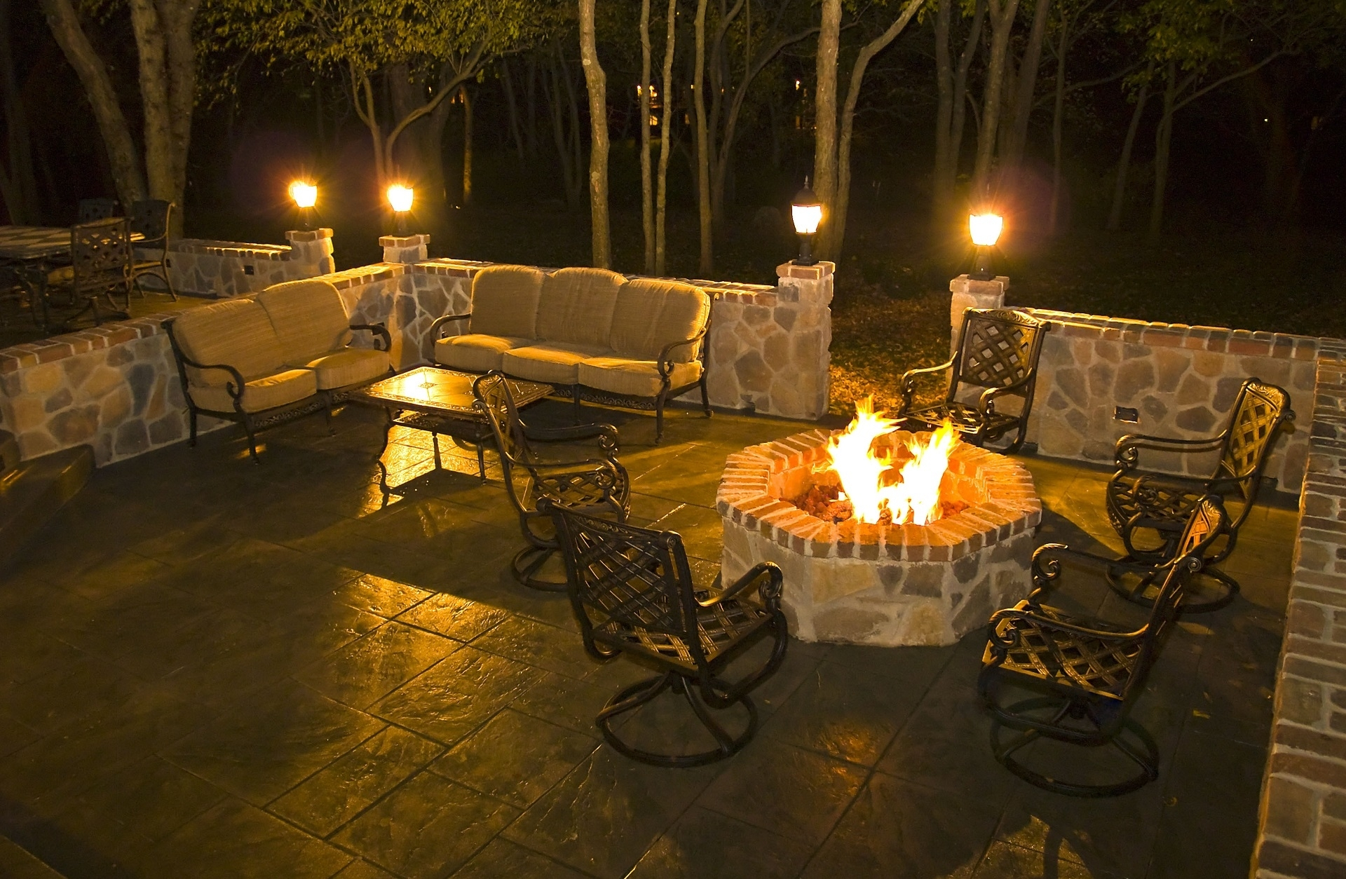 21 Decking Lighting Ideas - An Important Part Of Homes Outdoor intended for Outdoor Deck Lanterns (Image 2 of 20)